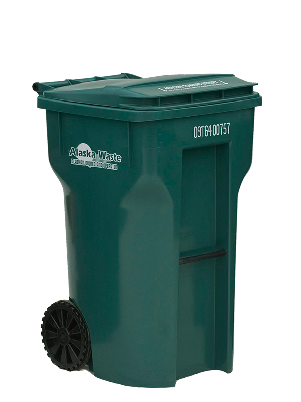 Residential Trash Cart