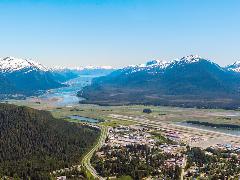 Photo of Juneau.