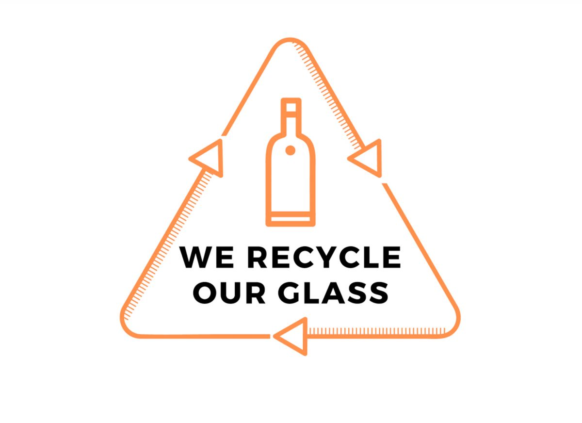 Commercial Glass Recycling in Anchorage.